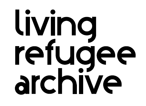 Living Refugee Archive Logo