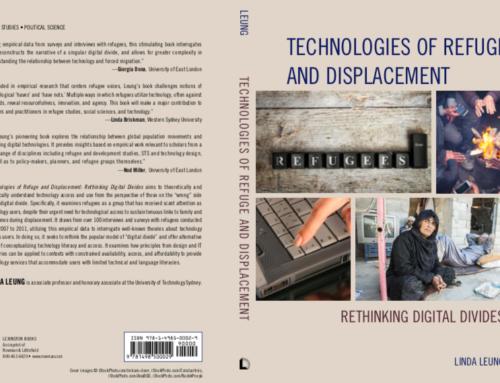 Guest Blog:  Technologies of Refuge and Displacement: Rethinking Digital Divides