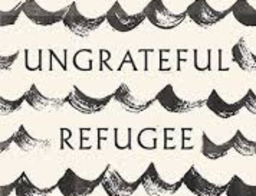 "Refugee Week Event: Title:  Words and Experiences: ""The Ungrateful Refugee"" Q&A with Dina Nayeri."