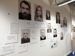 VOKIM Exhibition at UEL