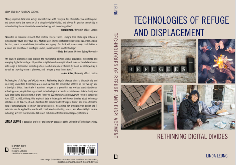 Guest Blog:  Technologies of Refuge and Displacement: Rethinking Digital Divides